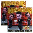 INFAMOUS - MIDGET MADNESS BREAKS [2枚セット]