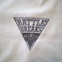 Battle Breaks T-SHIRTS (GRY/XL)