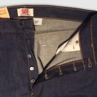 Levi's 501XX Shrink-To-Fit ノンウォッシュデニム
