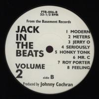 Jack In The Beats. Volume 2